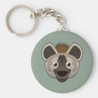 Paper Hyena Key Ring