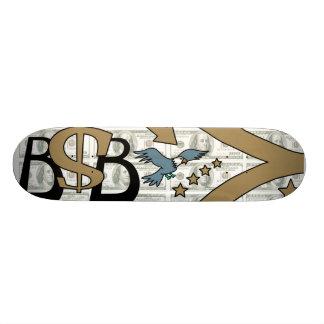 Paper Machine/Brown/Grey Skateboards