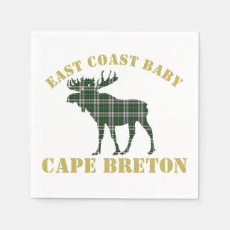 paper napkins Cape Breton East Coast Baby