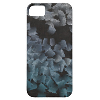 Paper pieces on the ground barely there iPhone 5 case