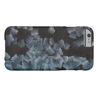 Paper pieces on the ground barely there iPhone 6 case