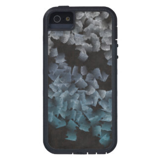 Paper pieces on the ground iPhone 5 cases