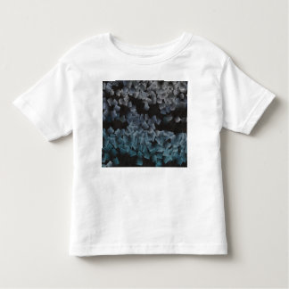 Paper pieces on the ground tee shirt