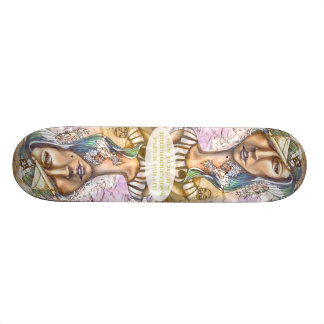 """""""Paper Pirate"""" Skateboard"""