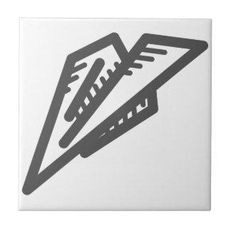 Paper Plane Tile