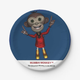 Paper Plates for Home or Kids Birthday Party