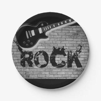 Paper plates Rock Music