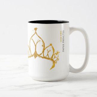 Paper Princess one-sided mug
