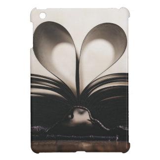 Paper Romance Symbol Valentine Love Book Day Old iPad Mini Case