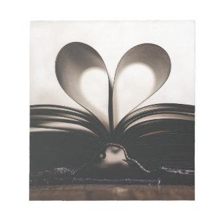Paper Romance Symbol Valentine Love Book Day Old Notepad