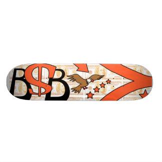 Paper Custom Skate Board