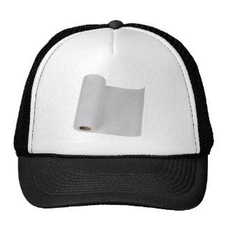 Paper towel trucker hats