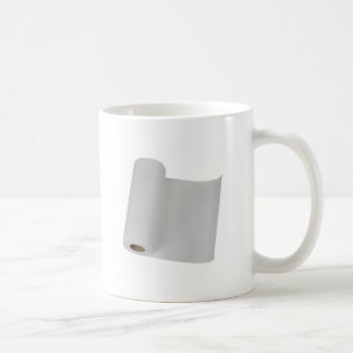Paper towel coffee mugs