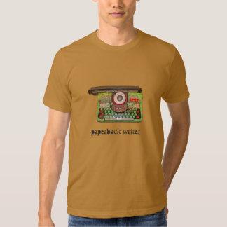 Paperback writer tee shirt