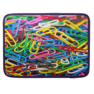 Paperclips Sleeve For MacBooks