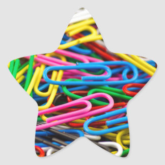Paperclips Stickers