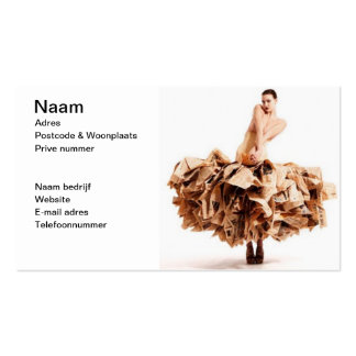Paperdress Business Card