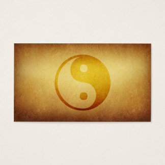 Papered Archive Martial Artists Business Card