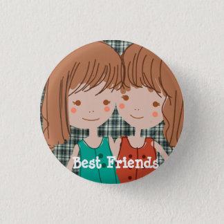 PaperFruit Best Friends Button