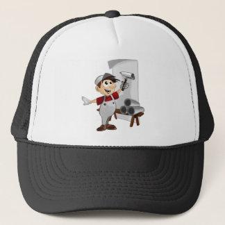 Paperhanger Decorator Upholsterer Hangings Painter Trucker Hat
