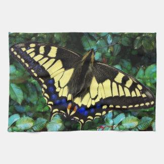 Papilio Swallowtail Tea Towel