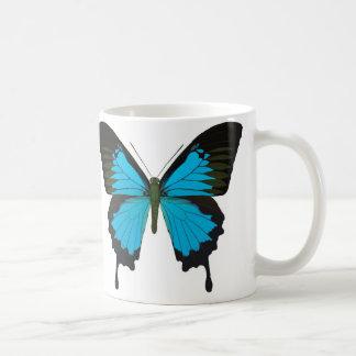 Papilio ulysses coffee mug