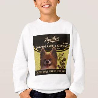 Papillon Brand – Organic Coffee Company Sweatshirt