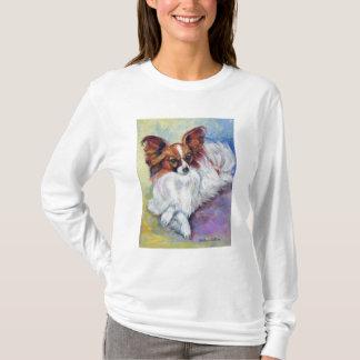 Papillon Dog Tee Shirt