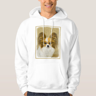 Papillon (Hound Tri Color) Hoodie