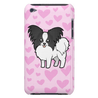 Papillon Love Barely There iPod Covers