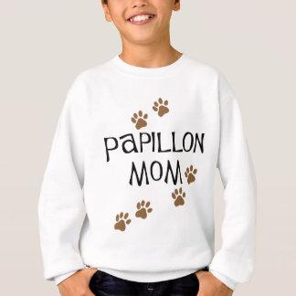 Papillon Mom Sweatshirt