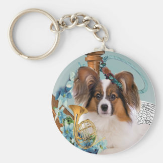 Papillon Perfect Angel gifts Key Ring