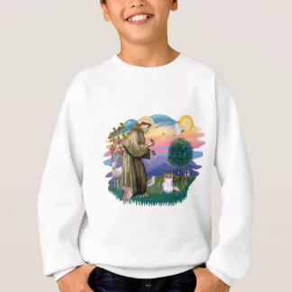 Papillon (sable-white) sweatshirt