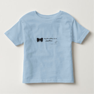 papillon toddler T-Shirt
