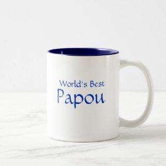 Papou World s Best Coffee Mugs