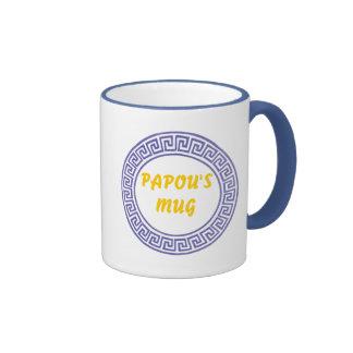 Papou's Mug