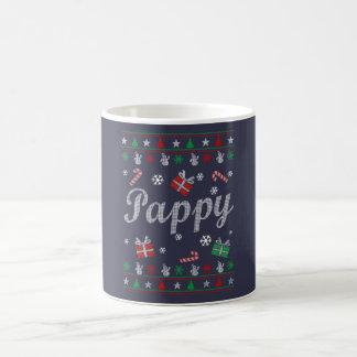 Pappy Christmas Coffee Mug