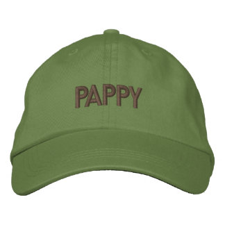 PAPPY EMBROIDERED HAT