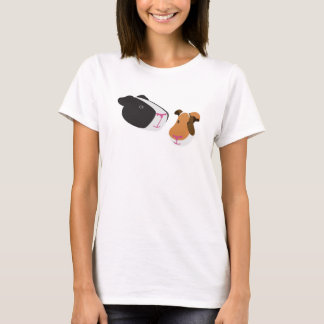 Papua and Cyrano T-Shirt