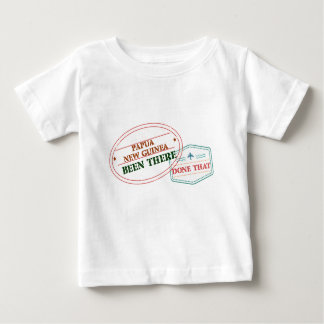 Papua New Guinea Been There Done That Baby T-Shirt