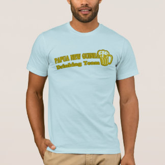 Papua New Guinea Drinking Team T-Shirt
