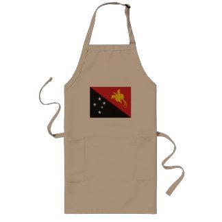 Papua New Guinea Flag Apron
