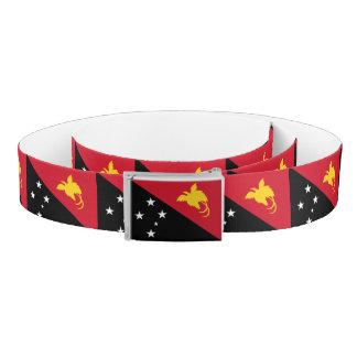 Papua New Guinea Flag Belt