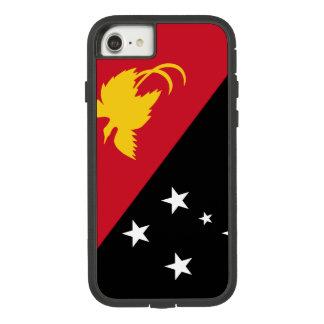 Papua New Guinea Flag Case-Mate Tough Extreme iPhone 8/7 Case