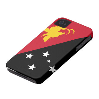 Papua New Guinea Flag iPhone 4 Covers