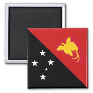 Papua New Guinea Flag Magnet