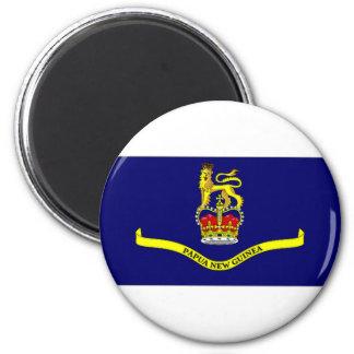 Papua New Guinea Governor General Flag Magnet