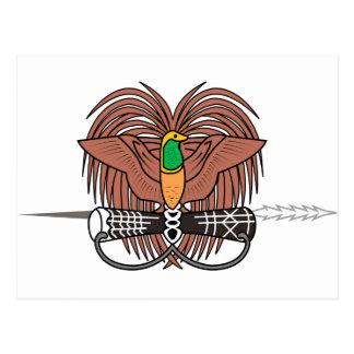 Papua New Guinea Emblem
