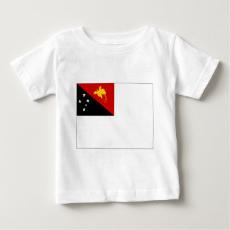 Papua New Guinea Naval Ensign Baby T-Shirt