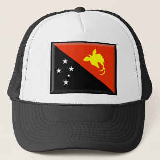 Papua New Guinea Trucker Hat